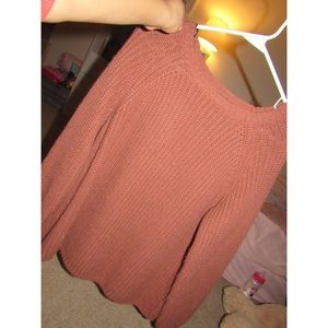 Forever 21 Brown Sweater